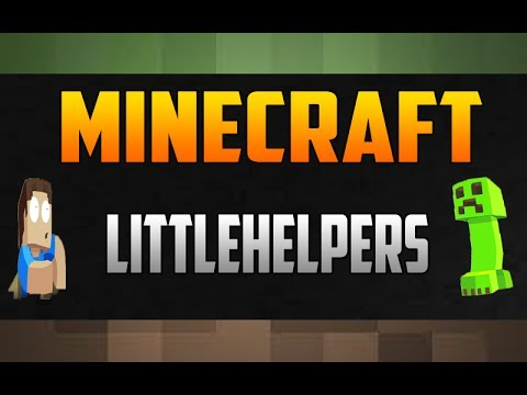 Minecraft 1.7.2 - Como Descargar e Instalar LittleHelpers MOD - ESPAÑOL