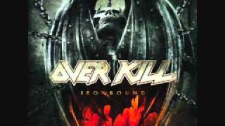 Watch Overkill Give A Little video