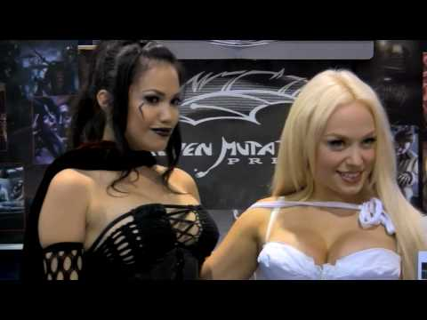 Comic-Con 2010: The Chad Vader Experience (Hot Chicks, Nerds, and Zombies)