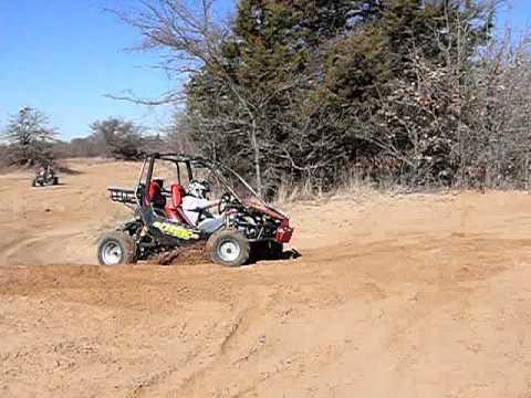 Carbide 150cc & Roketa 250cc Dune Buggy at ATV Trails