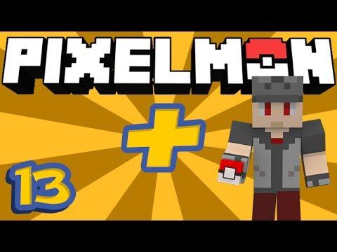 PIXELMON Minecraft #13 - Séance d'EXPixelmon !