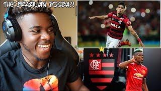 LUCAS PAQUETÁ - THE BRAZILIAN POGBA!! CRAZY SKILLS SHOW | Reaction