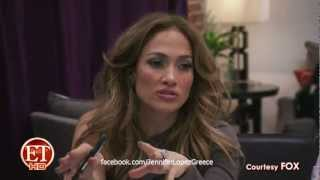 Jennifer Lopez Calls Marc Anthony a 'Pig'!