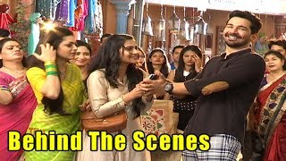 Behind The Scenes Of Silsila Badalte Rishton Ka | BTS