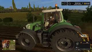 Farming Simulator 17 Fendt 900 S4 By Ago Modding