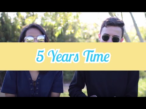 5 Years Time Ukulele Cover w/ DazzlingDrew