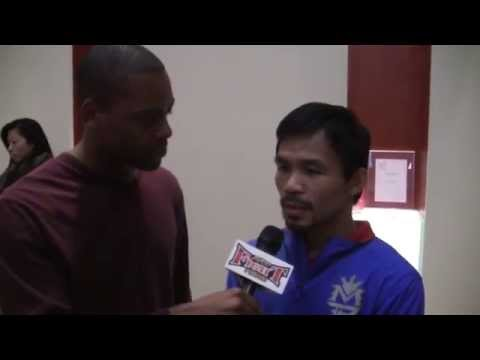 MANNY PACQUIAO: Bob Arum In SERIOUS Talks With FLOYD MAYWEATHER