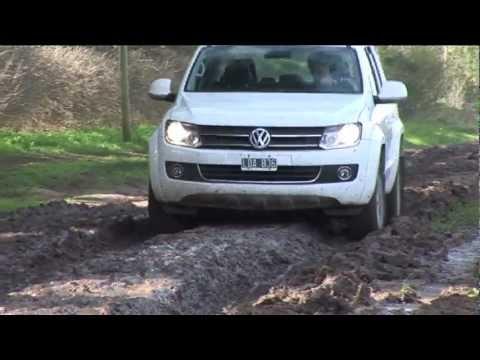 Nuevo equipamiento para la Volkswagen Amarok