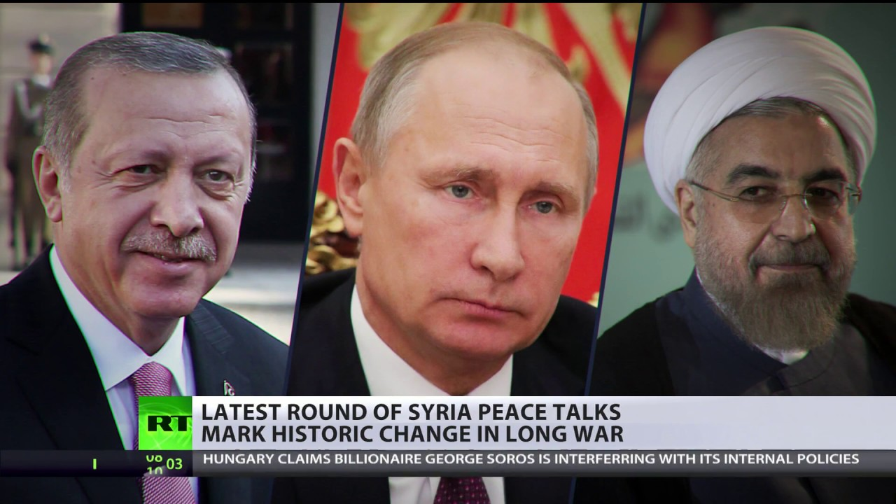 Syria Milestone: Last round of peace talks marks crucial change in long military op