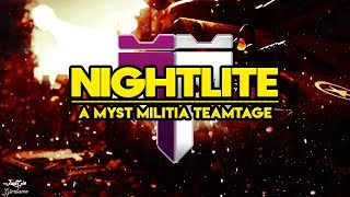 """NightLite"" - COD WW2 Myst Militia Teamtage"