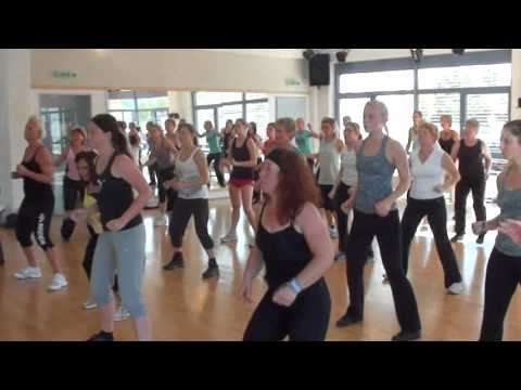 Zumba im Fitness Forum
