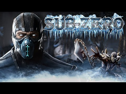 SUB ZERO vs Scorpion: LE NINJA de GLACE (MORTAL KOMBAT)