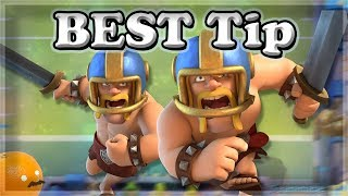 The Best Touchdown Tip... | Weekend Chest Offers | Clash Royale 🍊