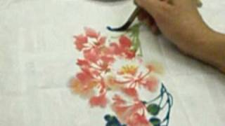 藍田婦女會書畫班ChengtaikwoChinese Painting course, 14 June 2010 in Lam Tin Women