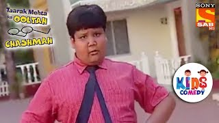 Goli Excited For Vacations | Tapu Sena Special | Taarak Mehta Ka Ooltah Chashmah