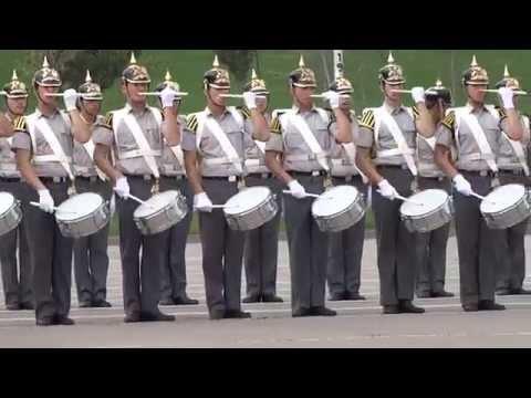 Preparaciones Escuela Militar - Parada Militar 2014