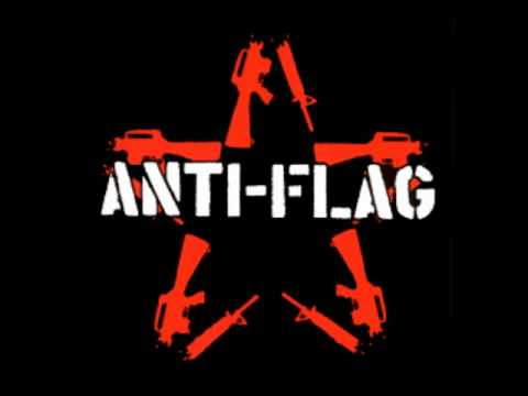 Anti Flag - Depleted Uranium Is A War Crime