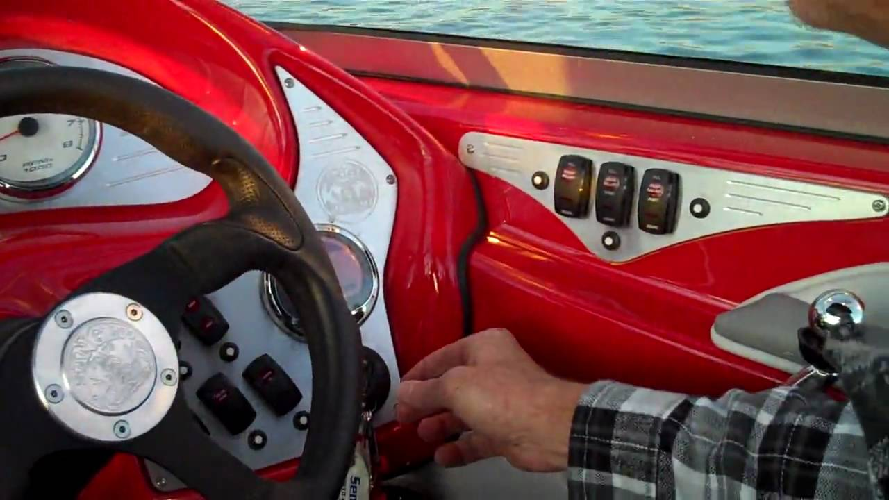 Sanger Boats New Mercruiser Dts Cat Motor With Smart Tow