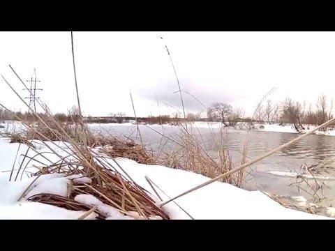 рыбалка в оренбурге в октябре