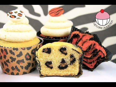 Cheetah Print Birthday Cake Ideas