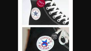 How to spot fake converse