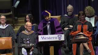 Western Convocation - June 20, 2018 - David Shore