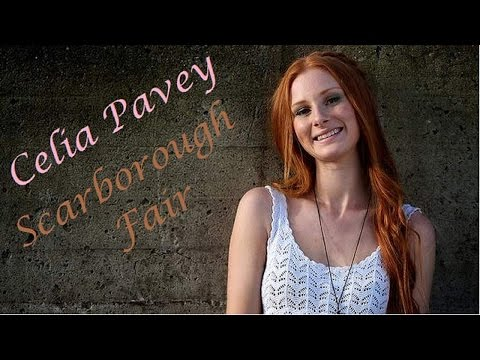 Celia Pavey - Scarborough Fair (with lyrics)
