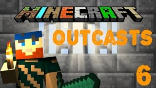 Outcasts: Need for Steeds | Modded Minecraft ft. Ripped Rick