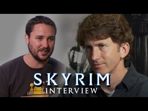 """Todd Howard Interview: """"The Next Wave of RPGs Is About Characters"""""""
