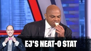 Chuck Celebrates International No Diet Day | EJ's Neato Stat of the Night