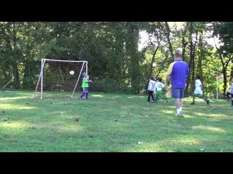 Daniel's 4th Soccer Game