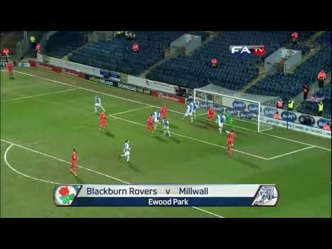 Blackburn Rovers 0-1 Millwall, FA Cup Sixth Round | FATV