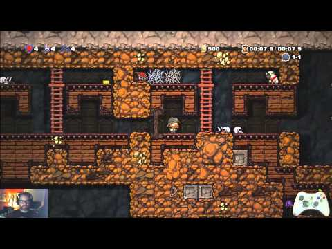 Spelunky and Middle Earth: Shadow of Mordor - 10/1/2014