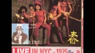 Watch New York Dolls Pirate Love video