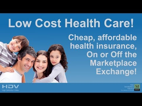 Low Cost Health Insurance ~ Health Diagnosis
