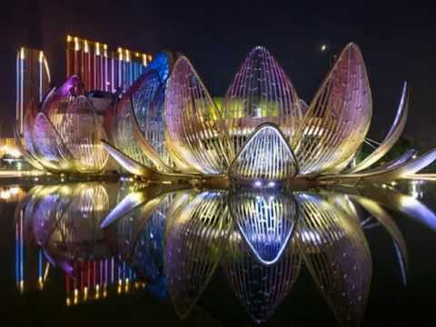 Strange Building But Beautiful : Amazing Lotus Building China