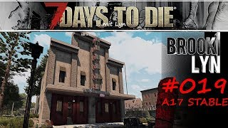 7 DAYS TO DIE mit Lyn #19 Die Hunde sind los! [Survival Gameplay deutsch 2019]