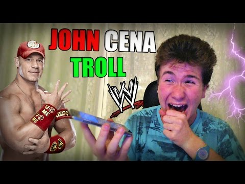 JOHN CENA PRANK CALL | TROLLEO ÉPICO CON LA VOZ DE JOHN CENA!! #50