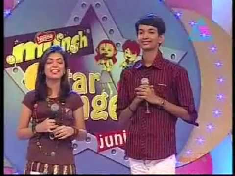 Munch Star Singer Adarsh Song thiranurayum video