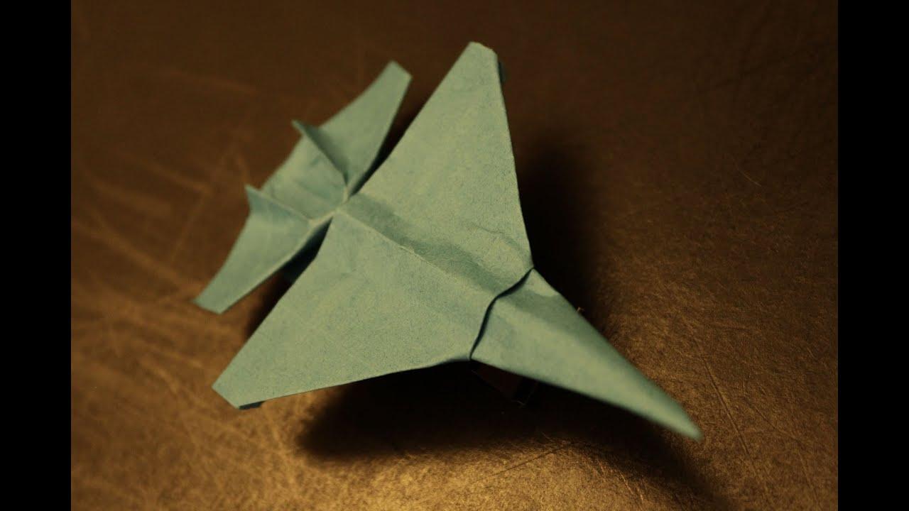 Boeing Jet Fighter Jet Fighter Paper Plane