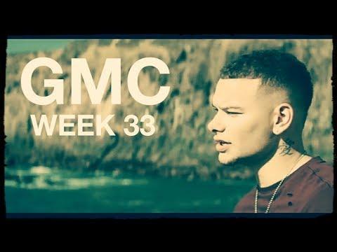 GMC Top 40 Songs - Week 33