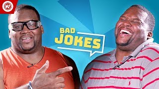 Spice Adams & Cream Biggums | Bad Joke Telling