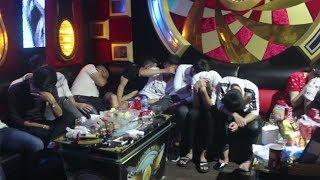 Phát hiện hơn 50 đối tượng sử dụng ma túy trong quán karaoke ở Đồng Nai