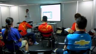 Dakar 2013 Briefing Iritrack