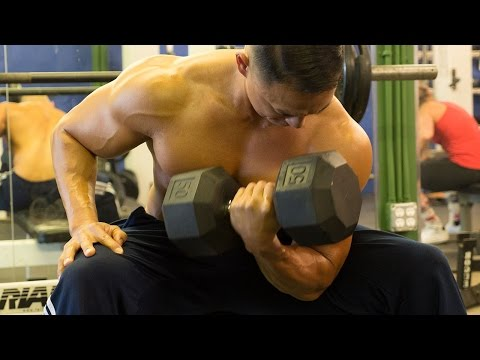 The MASSIVE ARMS home workout