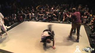 KOSTO & ROBIN vs TAWFIQ & WILD WILLY (FLOW ONE THREE 2011)