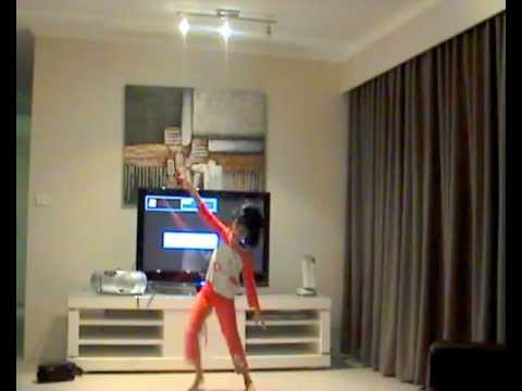 Bollywood Dance By Tanu    Left Leg Aage Aage video