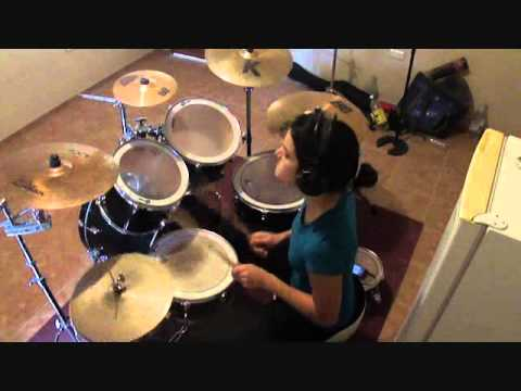 Panda - Narcisista Por Excelencia - Cover Bateria - Drum Cover - Sandra Sanchez video
