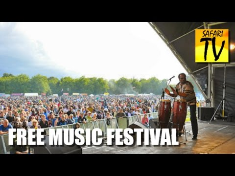 Safari recommends: AFRICA OYE 2015 - FREE UK music festival review, Liverpool