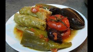 ЛЕТНЯЯ ТОЛМА /ԱՄԱՌԱՅԻՆ ՏՈԼՄԱ /вкусный рецепт от Inga Avak